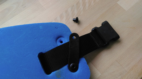 Repairing an Aqua Fitness belt
