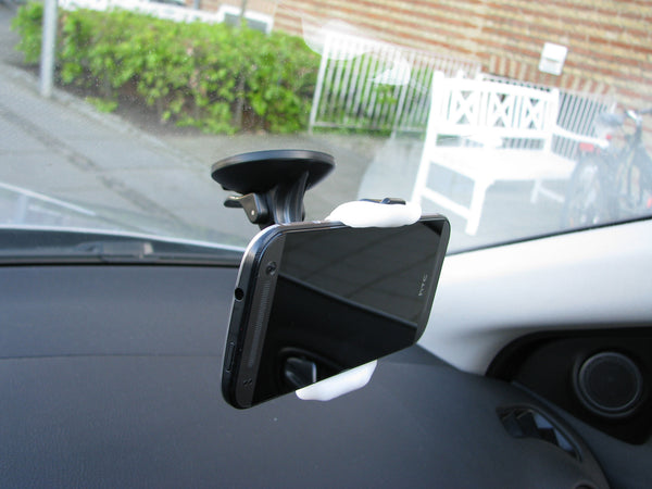 GPS and phone stand combined