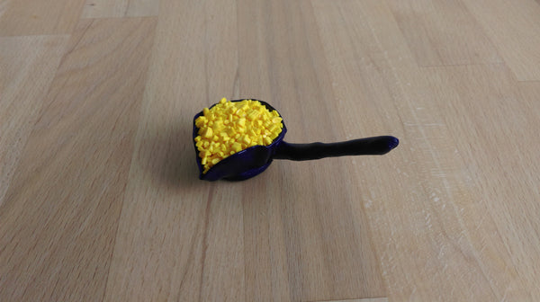 Customized measuring spoon