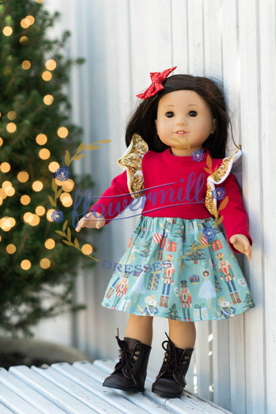 "Doll Match for ""Clara's Gift"""