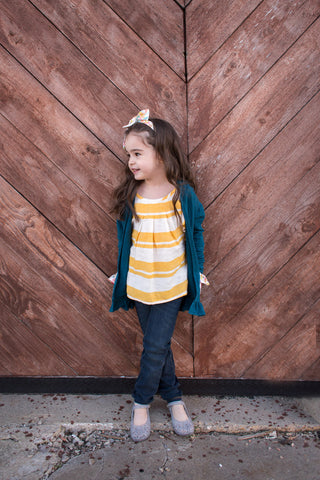 Kids knit cardigan made in america kids clothes by flowermill dresses mommy and me match