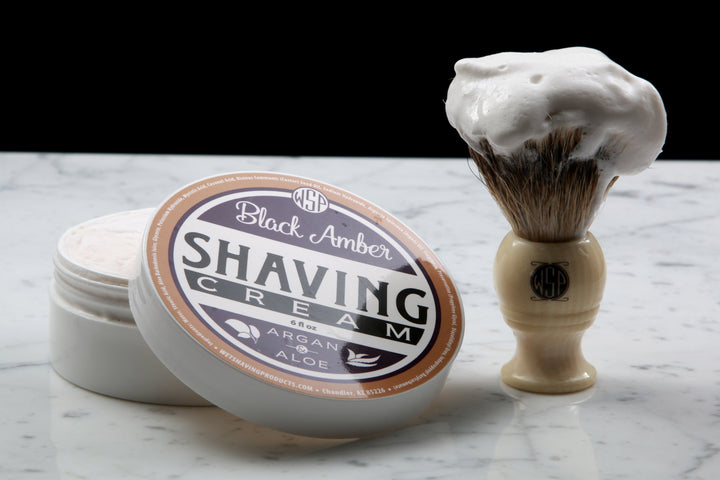 Shaving with Sam Part 1 - Shave Oil & Tonic Splash First Impressions