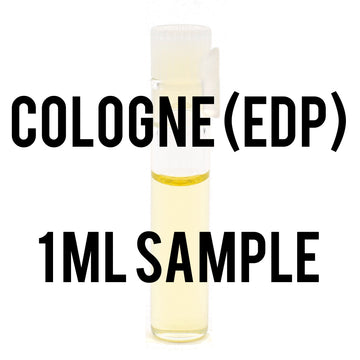 1 ml Sample EDP/Cologne Fragrance (Specify Scent in Order Notes)