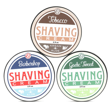 2 oz Shaving Cream Travel/Sample Size