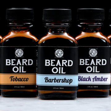 Beard & Mustache Oil 3 Pack (Scent Choices in Order Notes)