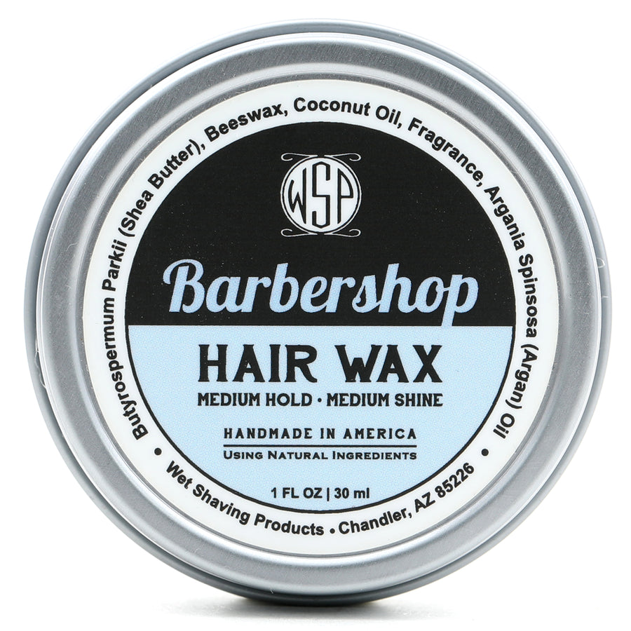 Travel Size Hair Wax (Balm) 1 oz