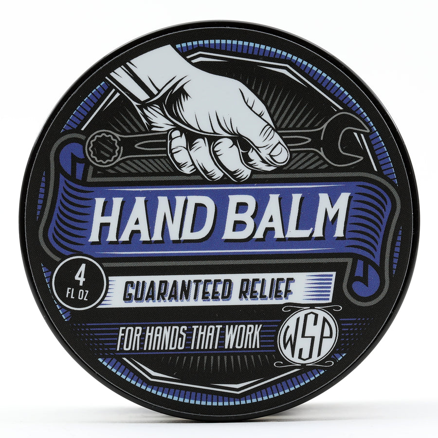 Blue Collar Hand Balm - Guaranteed Relief For Hands that Work (Scented to Order)