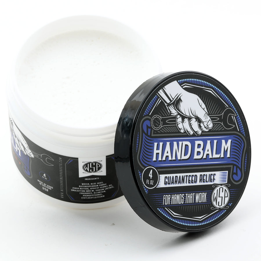 Blue Collar Hand Balm - Guaranteed Relief For Hands that Work (Gaelic Tweed)