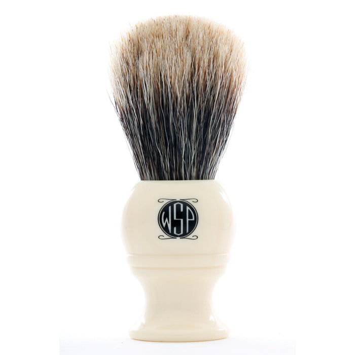 "WSP ""Monarch"" High Density SuperFine Shaving Brush"