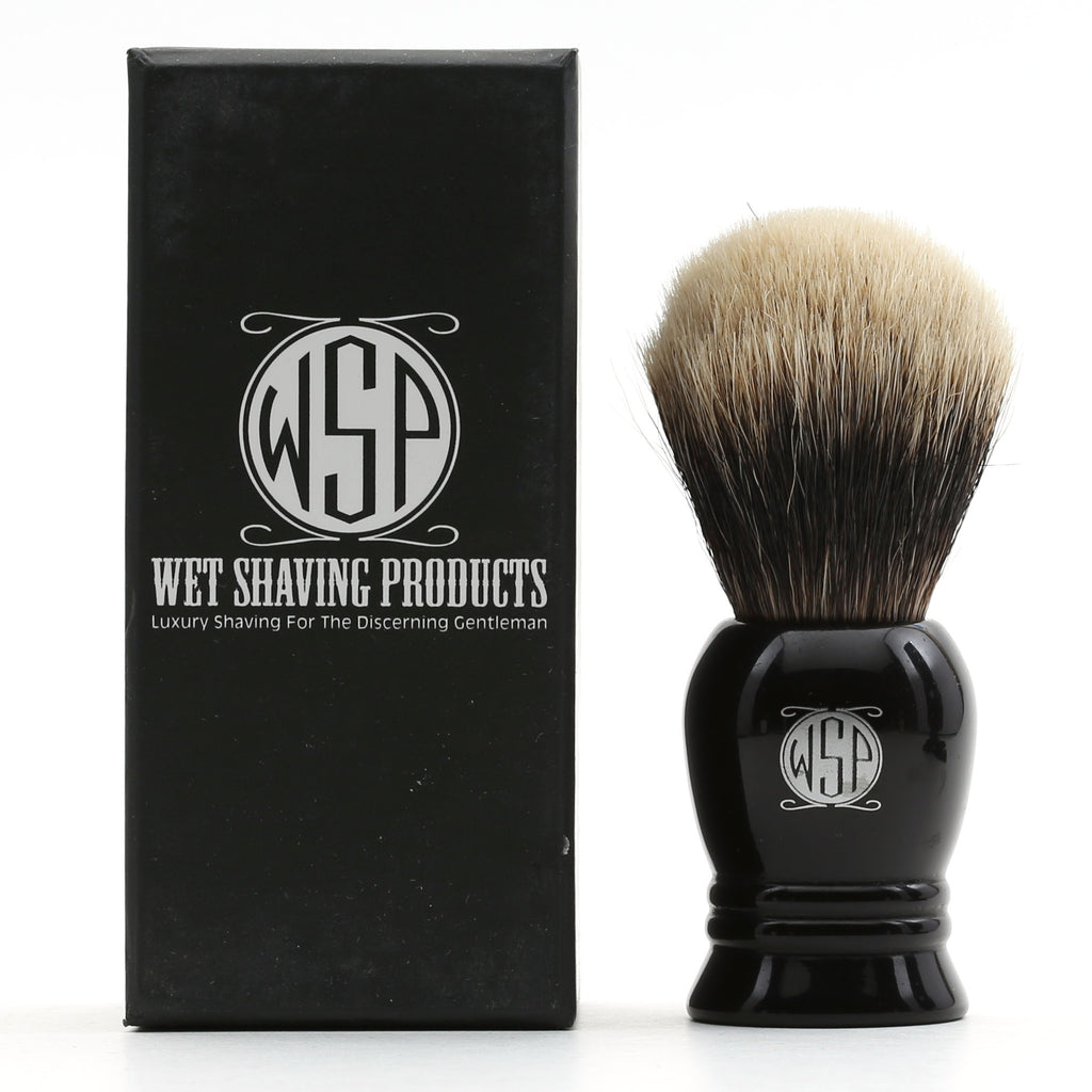 "WSP ""Prince"" High Density Best Badger Shaving Brush"