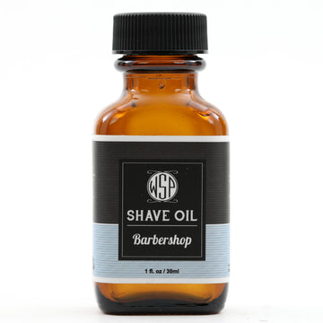 Pre & Post Shave Oil - Natural, Vegan, & Simple (Barbershop)