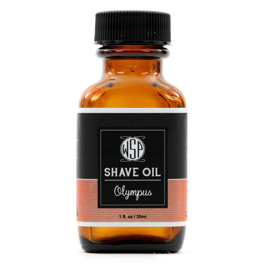 Pre & Post Shave Oil - Natural, Vegan, & Simple (Olympus)