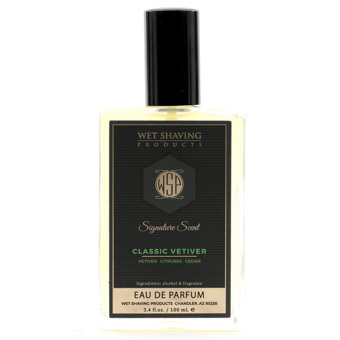 Signature Scent Cologne Spray EdP Strength 100 ml (Classic Vetiver)
