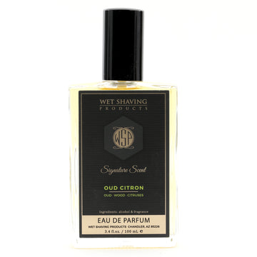 Signature Scent Cologne Spray EdP Strength 100 ml (Oud Citron)