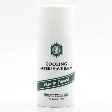 Cooling Aftershave Balm 3.4oz 100ml (Gaelic Tweed)