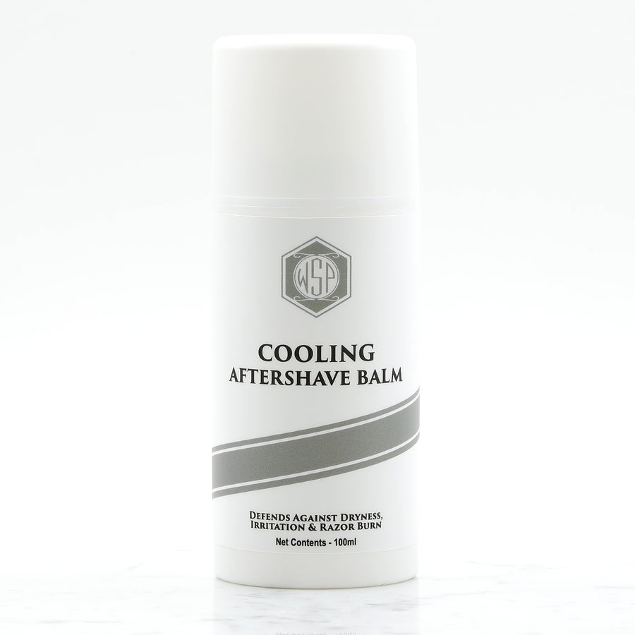 Cooling Aftershave Balm 3.4oz 100ml (Scented to Order)