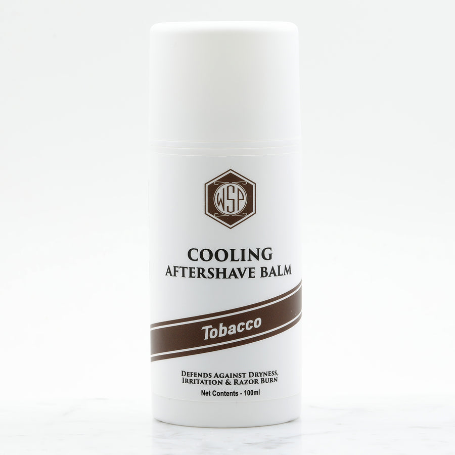 Cooling Aftershave Balm 3.4oz 100ml (Tobacco)