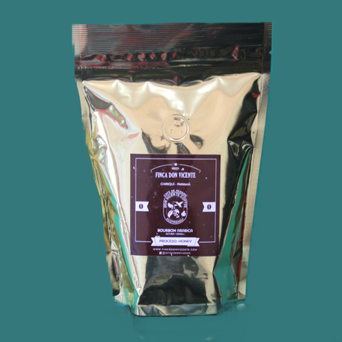Panamanian Bourbon Coffee - Honey
