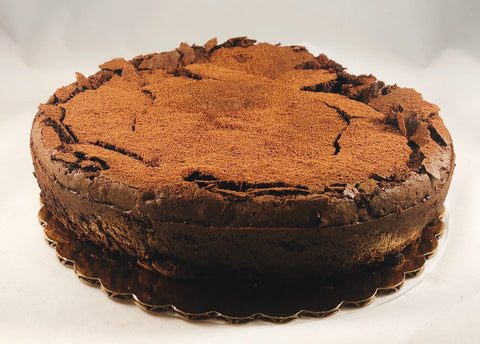 Party Cakes - Wicked Flourless Chocolate Torte