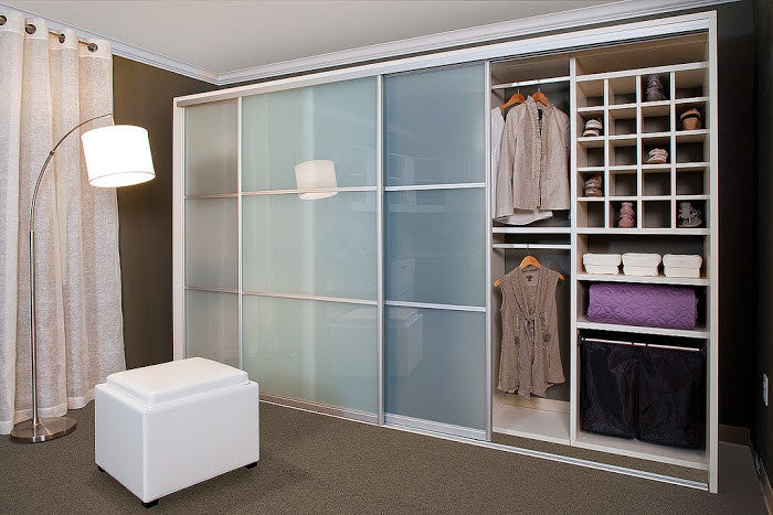 Find the Ideal Sliding Door Style With Help From More Space Place