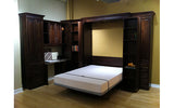 Madison Bifold Bookcase Bed (Gallery)
