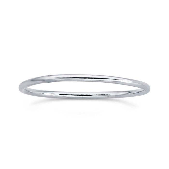 Sterling Silver Thin Band RIng