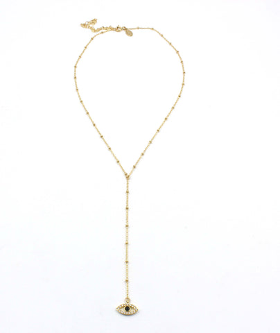 Parris Lariat Necklace
