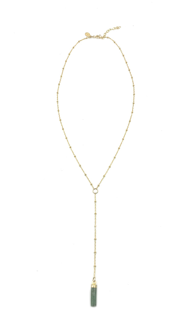 Amelia Lariat Necklace
