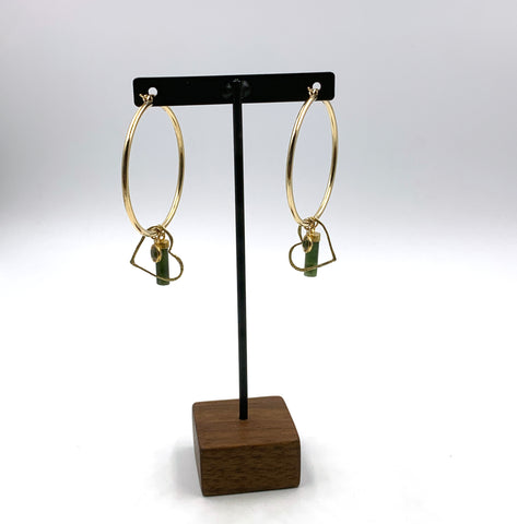 Emma Charm Earrings