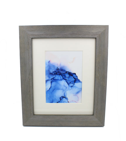 Abstract Alcohol Ink Painting