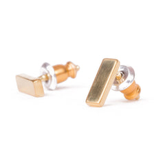 Olwen Classics Small Bar Earrings