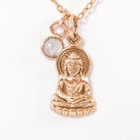 Buddha Charm Necklace