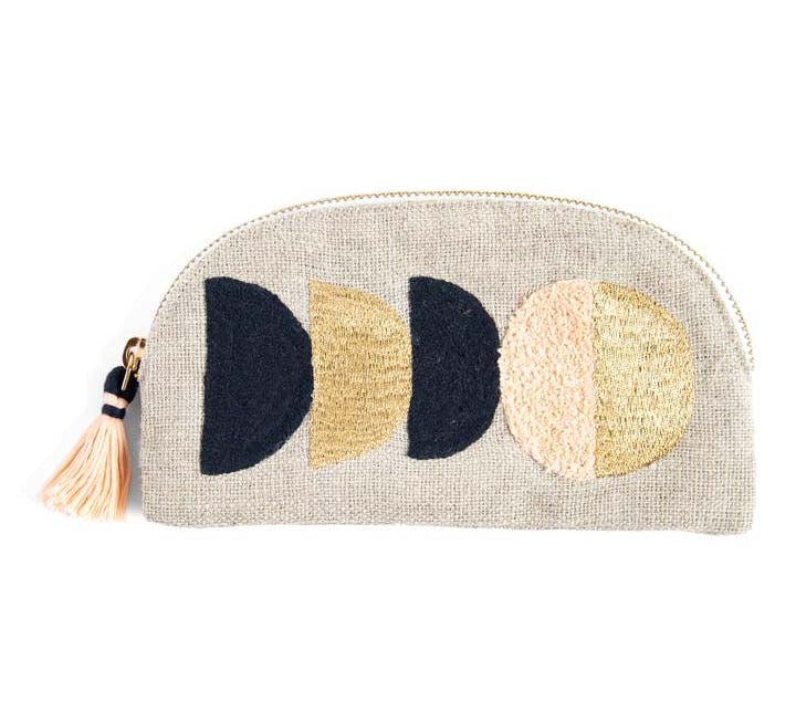 Small Moon Phase Pouch