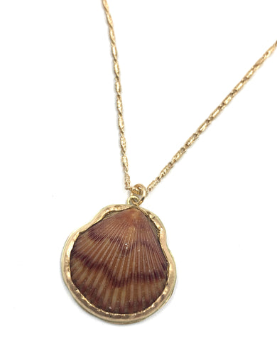 Lulu Shell Necklace