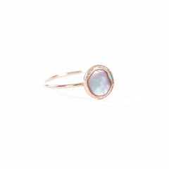 Abalone Orion Ring