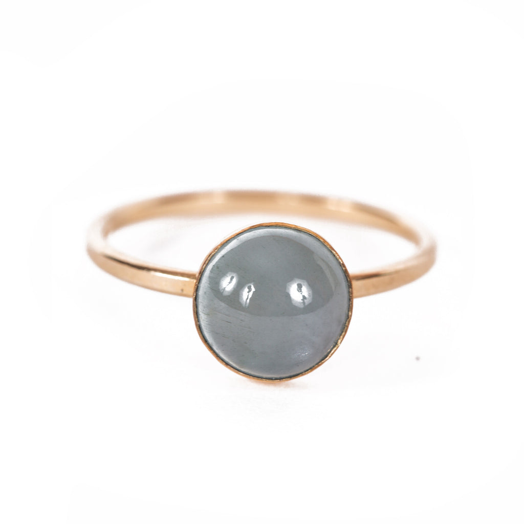 Aquamarine Orion Ring