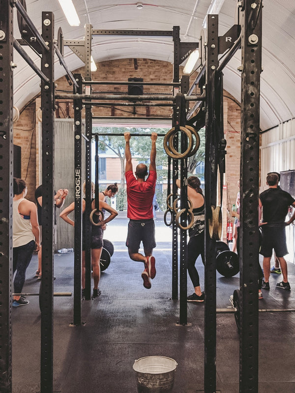 The Best Places to Workout in London: Crossfit Shapesmiths