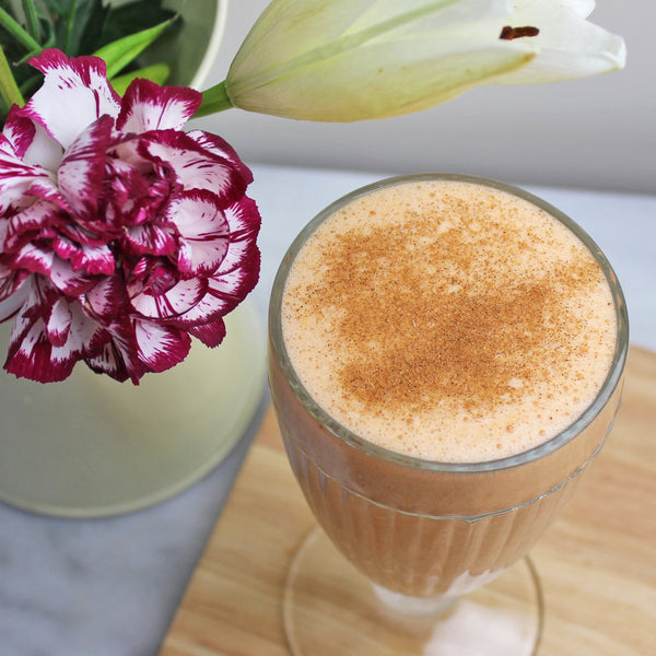Apricot & Carrot Protein Shake