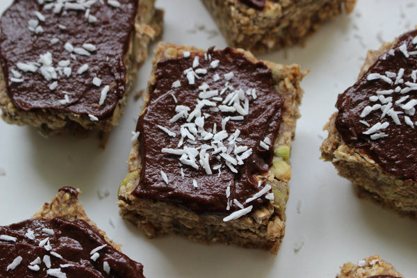 No-Bake Vegan Protein Bars