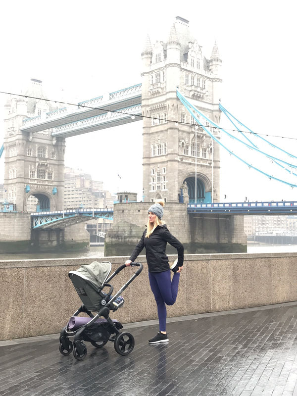 Workout Motivation for New Mums