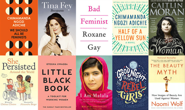10 Books For International Woman's Day