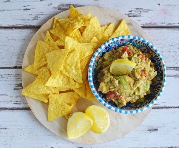 Protein Packed Guacamole