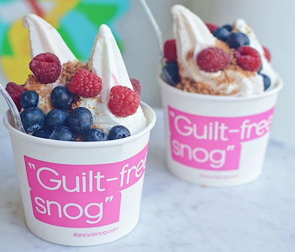 The Best Frozen Treats In London To Cool You Down This Summer