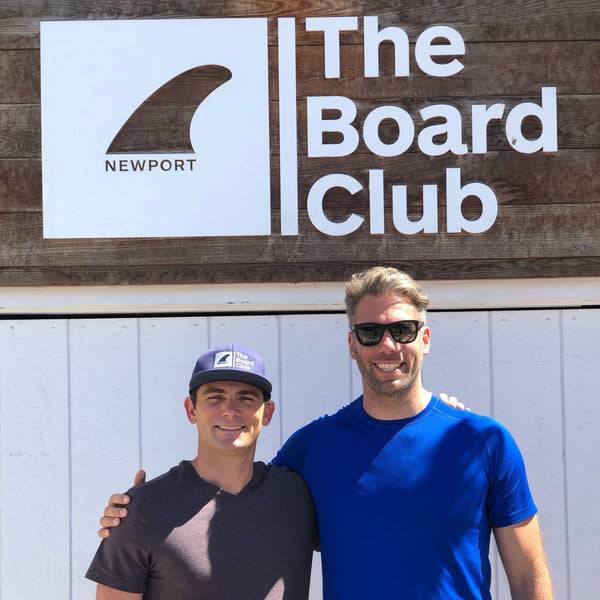 Following Your Passion with The Board Club Founder, Peter Belden