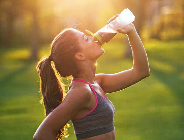 Marathon Training: Water & Hydration