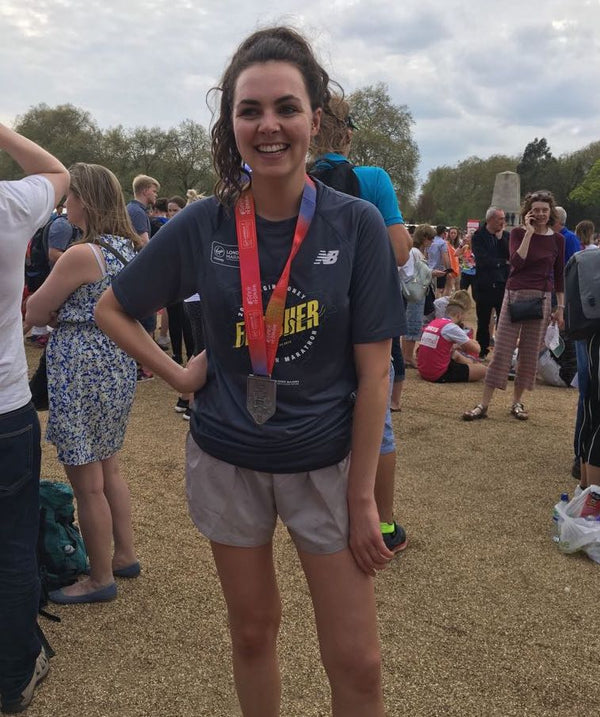 The Reality of Marathon Training with Izzie Hargreaves