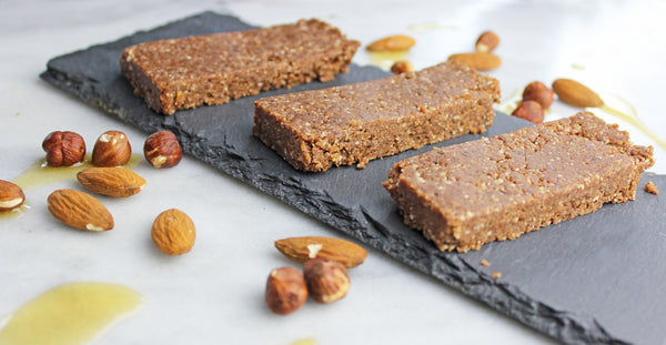 Raw Protein Bars (Vegan)