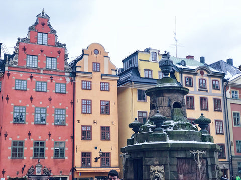 Stockholm Healthy Travel Guide | Neat Nutrition. Active Nutrition, Reimagined For You.
