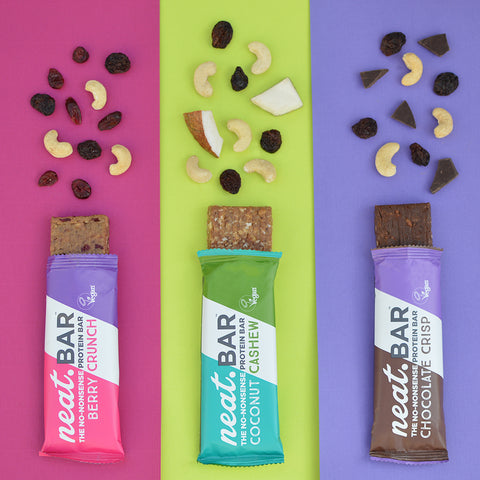 Neat Bars Images | Neat Nutrition. Clean, Simple, No-Nonsense Protein.