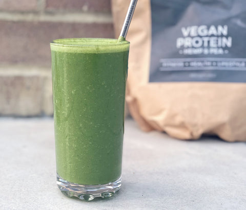 Supergreens Protein Shake Recipe | Neat Nutrition. Clean, Simple, No-Nonsense.